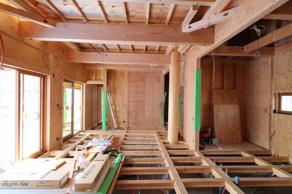 構造_水戸市で新築一戸建てならベースポイント