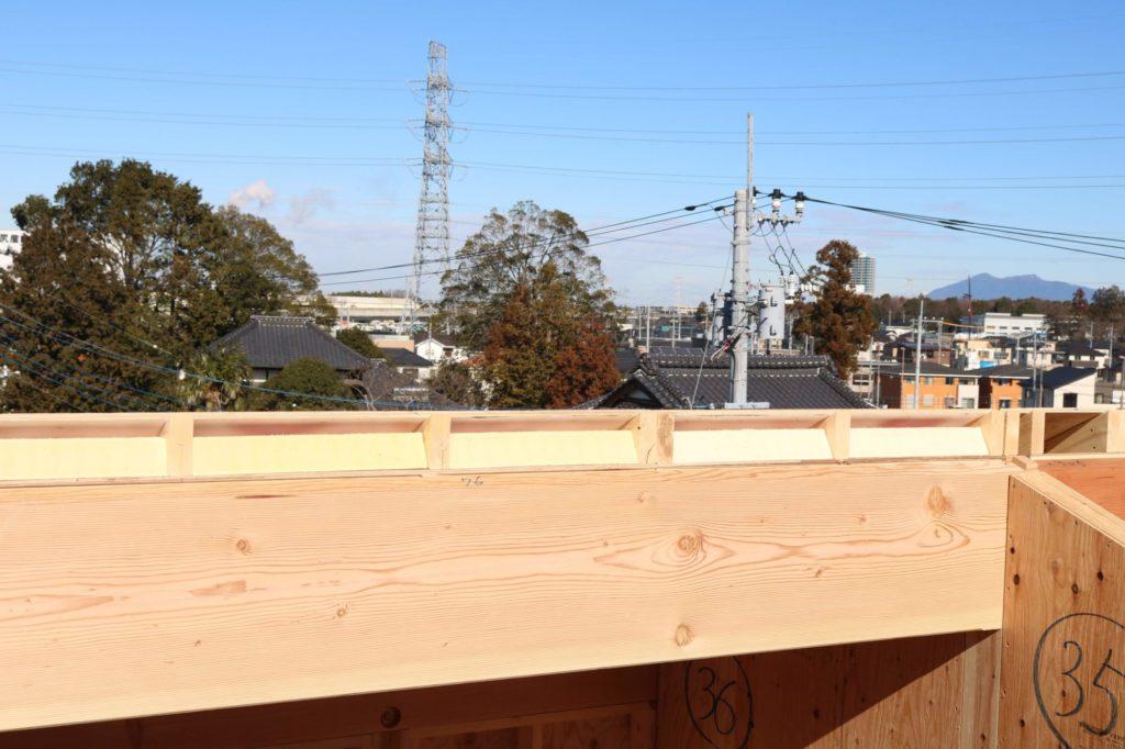 屋根断熱_つくばで高性能住宅ならベースポイント