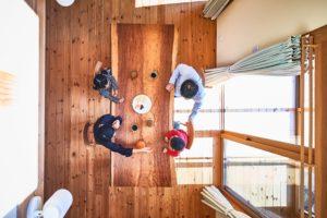 つくばで注文住宅・木の家の工務店ならベースポイント‗事例1