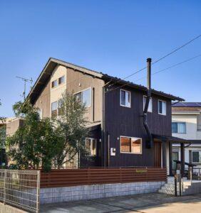 つくばで注文住宅・木の家を建てる工務店ベースポイントの展示場
