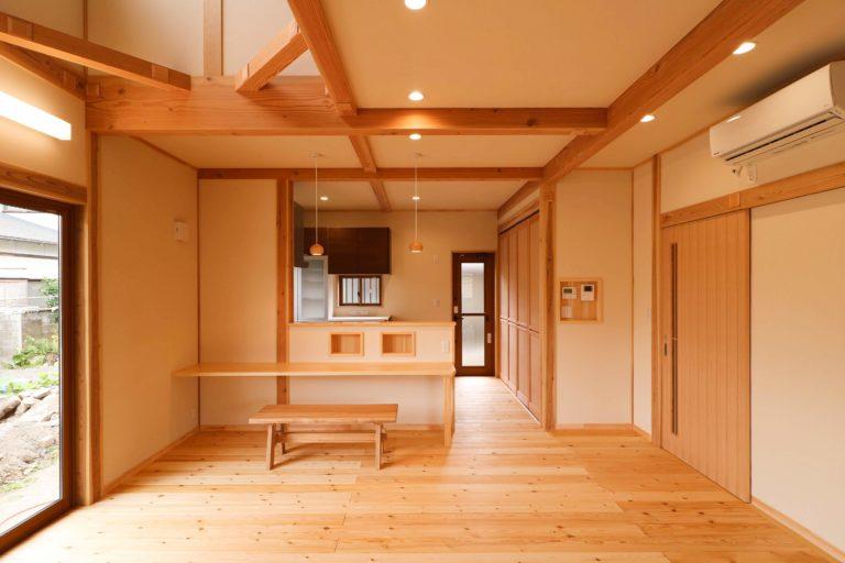 つくばで注文住宅・木の家の工務店ならベースポイント_事例2
