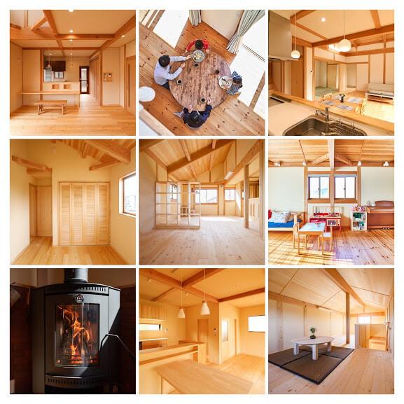 つくばで注文住宅・木の家を手掛ける工務店ベースポイントの施工例