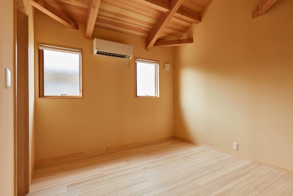 つくばで快適な家をたてるベースポイントの施工写真