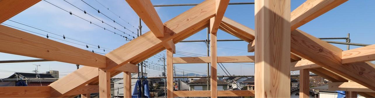 つくばの注文住宅・木の家専門店ベースポイントの家づくり写真