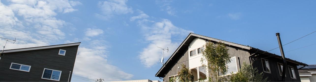 つくばの注文住宅・木の家専門店ベースポイントの外観写真