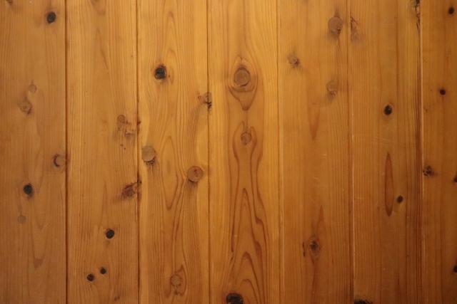 つくばで塗り壁の家を建てるベースポイントの木製外壁写真