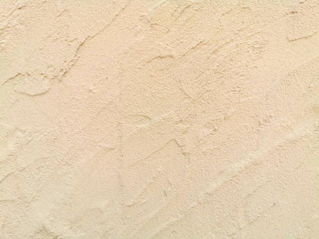 つくばで塗り壁の家を建てるベースポイントの塗り壁写真