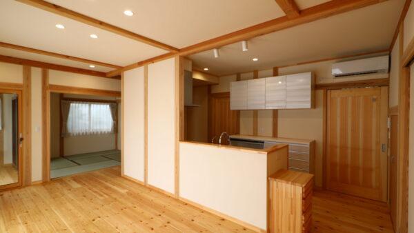 茨城県の注文住宅専門店ベースポイントの新築事例写真